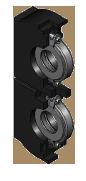 Комплекты переходников для большой распределительной системы (для выполнения подключения к источнику теплоснабжения (WEZ)), PN10