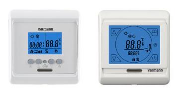 Система регулирования тепловентиляторов Varmann VH