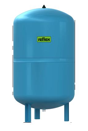 Гидропневмобаки для систем питьевого водоснабжения и пожаротушения, установок поддержания давления REFLEX