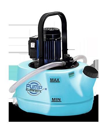 Установка для промывки Pump Eliminate 50 fs Мурманск подключение регистр теплообменника
