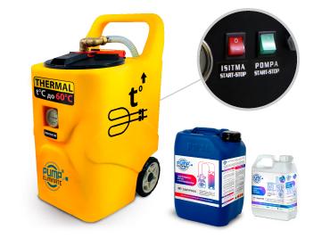 HeatGuardex CLEANER 828R - Очистка систем отоплени Артём Паяный теплообменник HYDAC HEX S522-100 Электросталь
